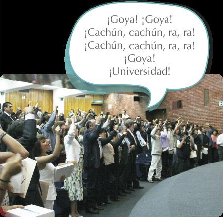 Goya Cheer