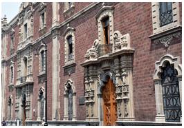 L'Antiguo Colegio de San Ildefonso