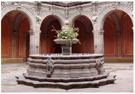 L'Ancien Temple de San Agustín