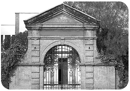 Antigua Escuela de Ciencias Químicas