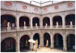 L'Academia de San Carlos d'Antigua