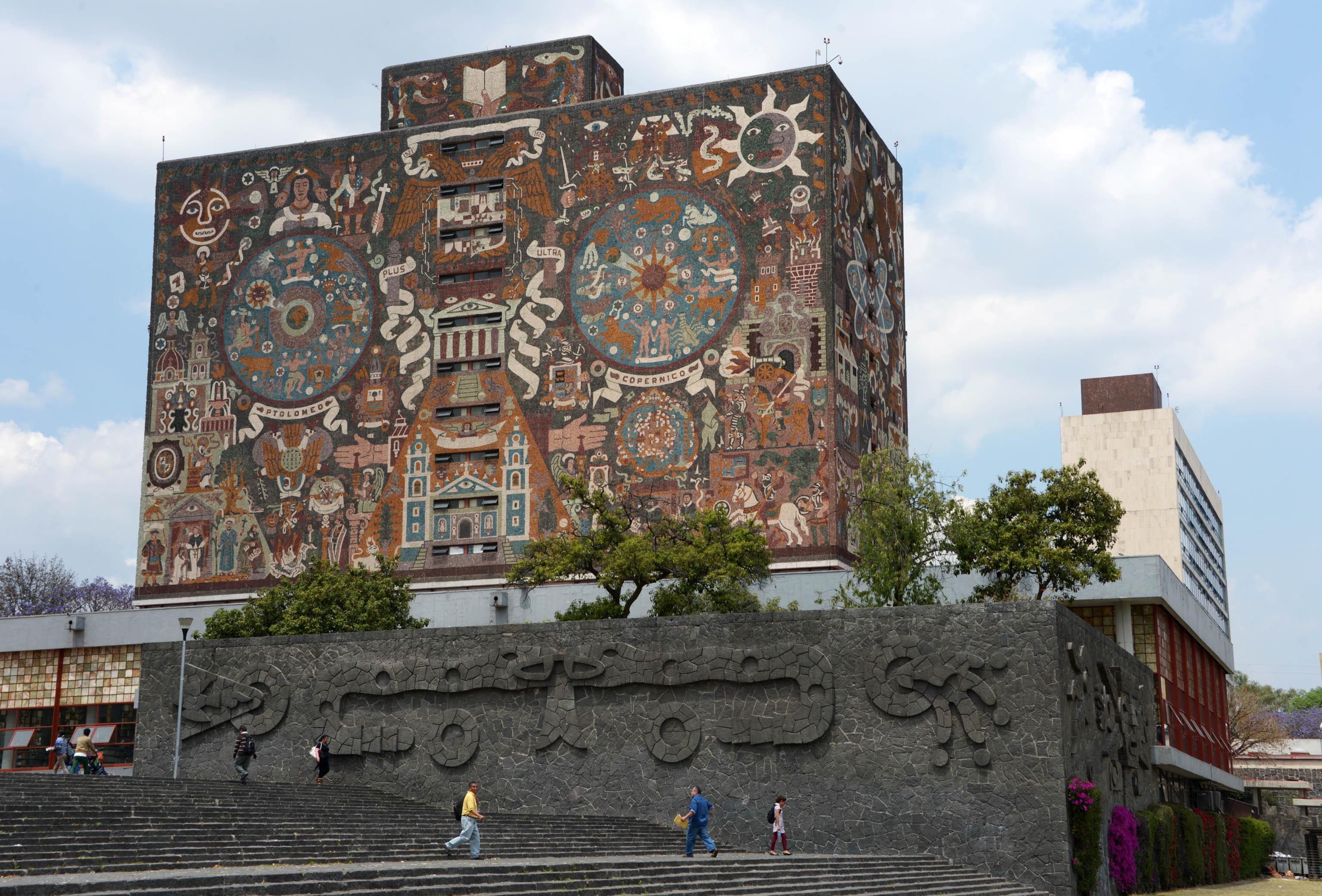 UNAM: Cultural heritage of Humanity